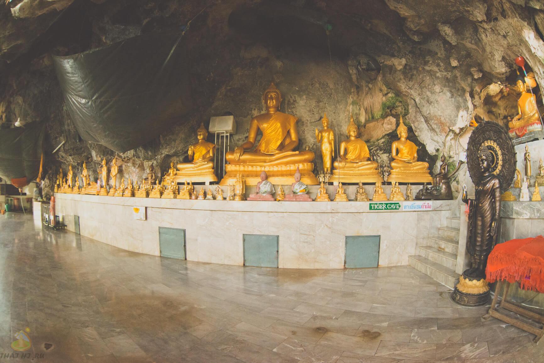 Храм Пещеры Тигра внутри фото