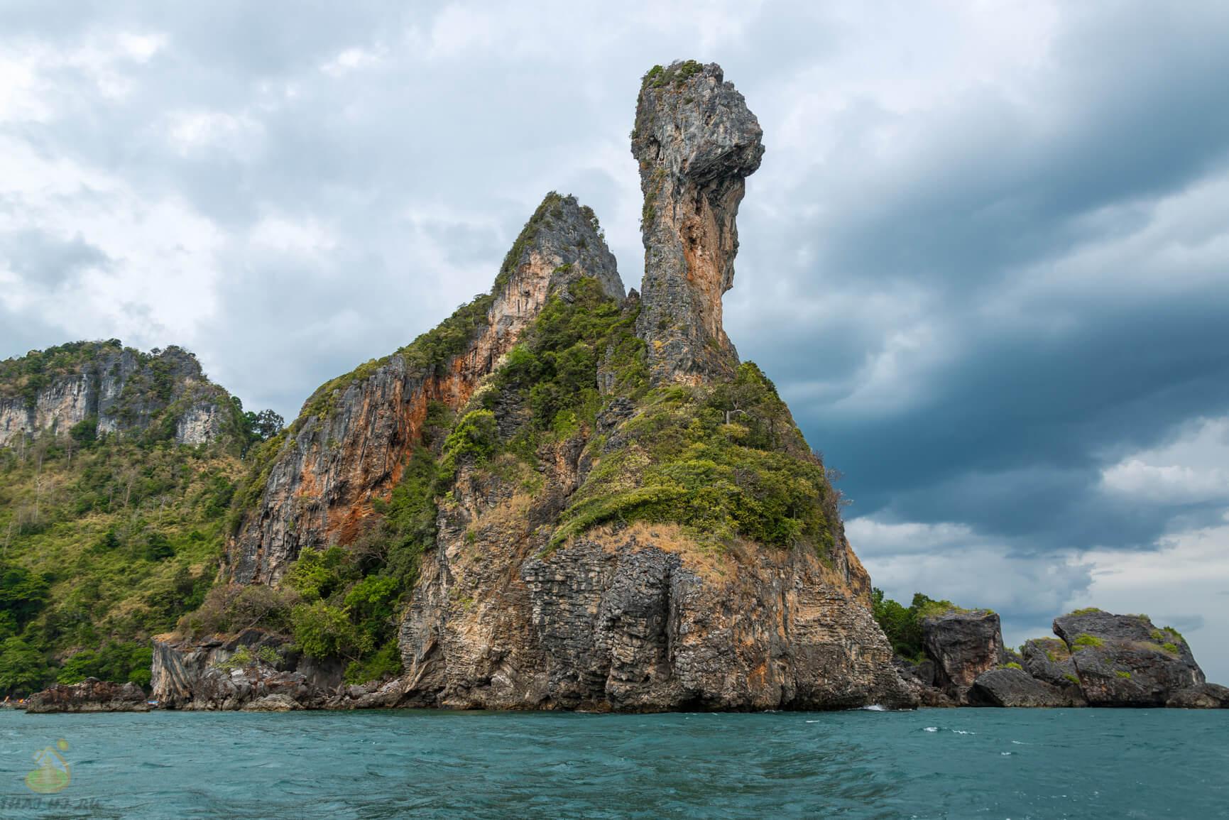 Остров Курицы в Краби - фото