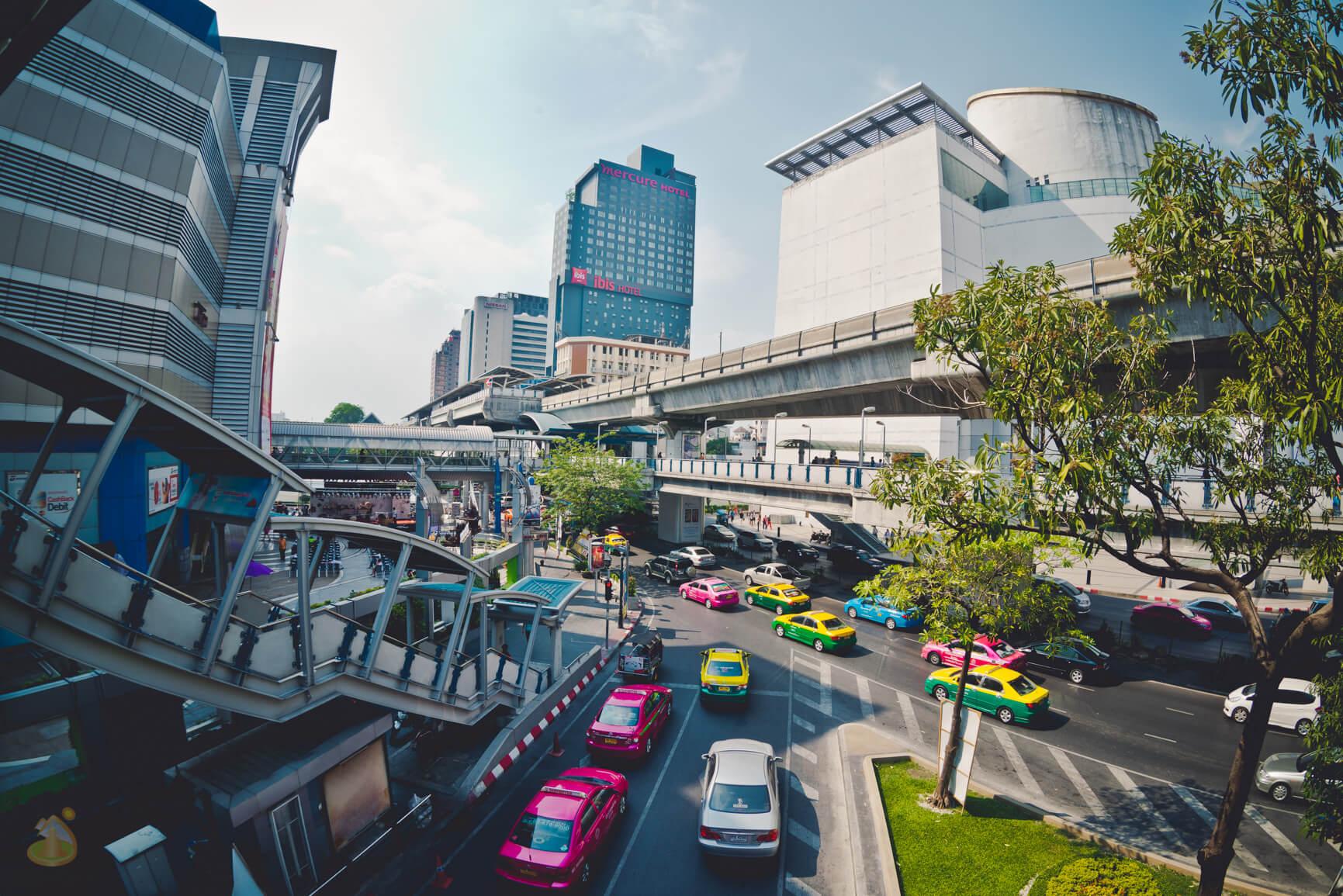 Цена такси в Бангкоке