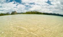 Вода в Андаманском море - фото