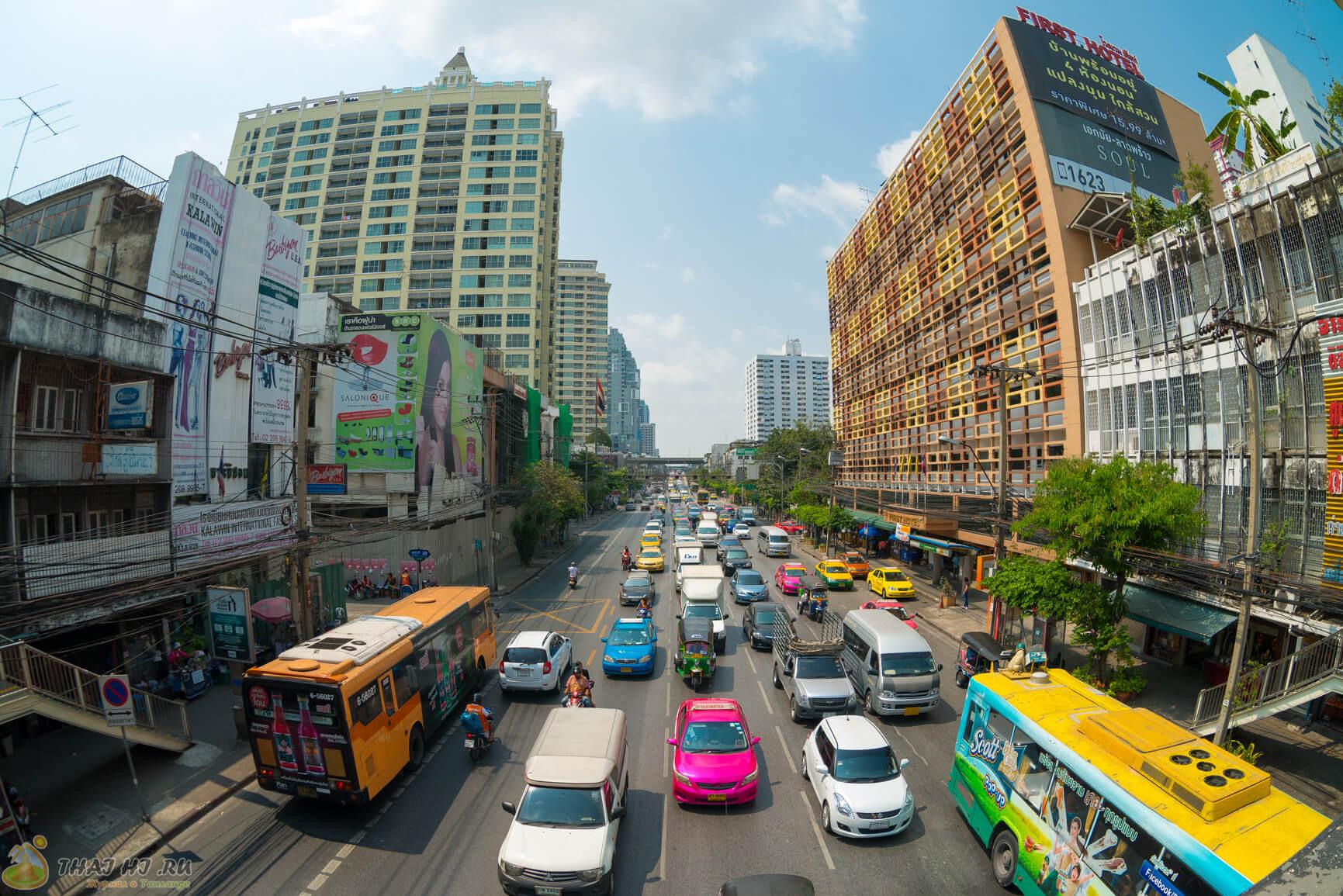 Бангкок Таиланд - центр
