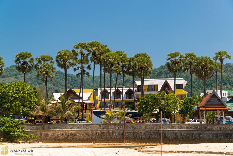 Пляж Карон отели - фотографии