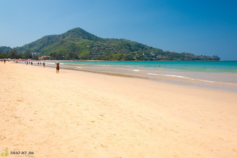 Пляж Камала - фото