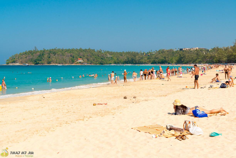 Фото пляжа Ката Яй на Пхукете