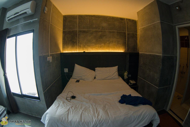 Кровати в отеле Бангкок 68