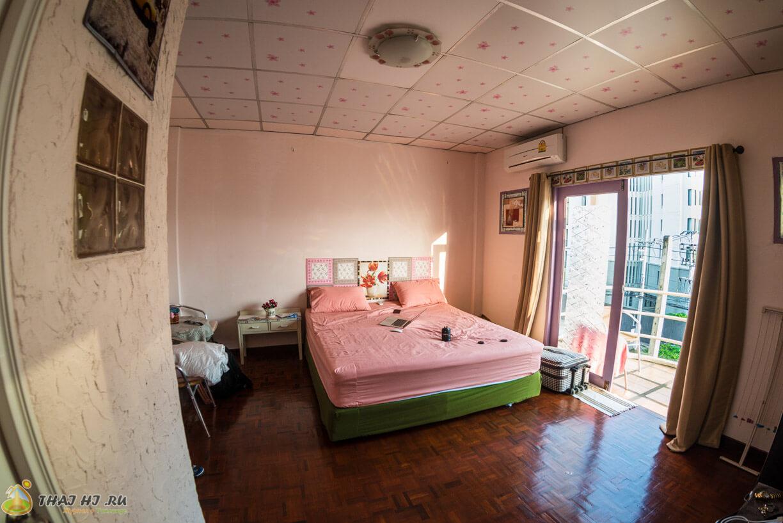 Номера в Hua Hin Tour Guesthouse