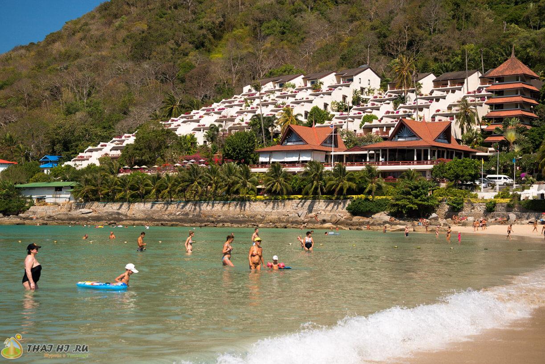 The Royal Phuket Yacht Club - отель на Най Харне