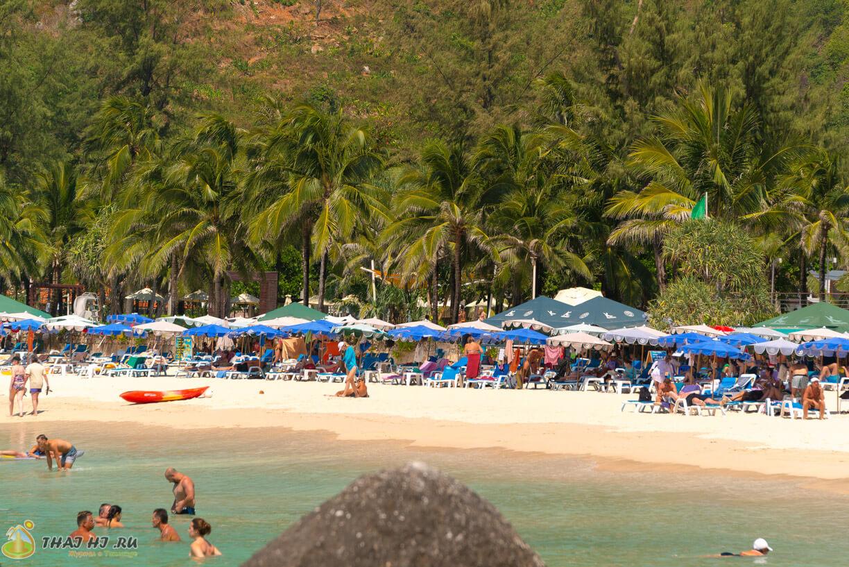 Пляжи Ката на Пхукете