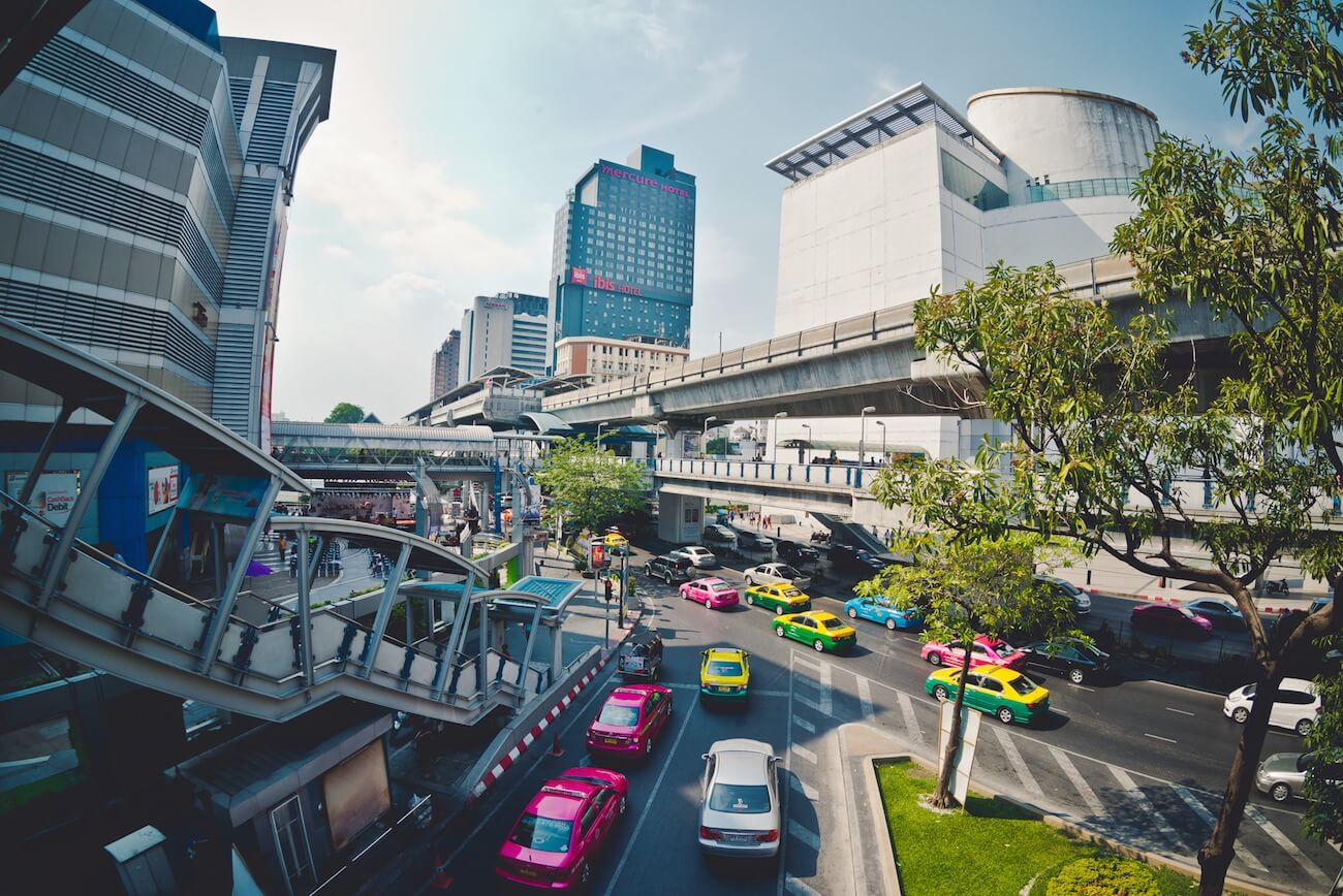 Трансфер Бангкок - Ко Чанг на машине