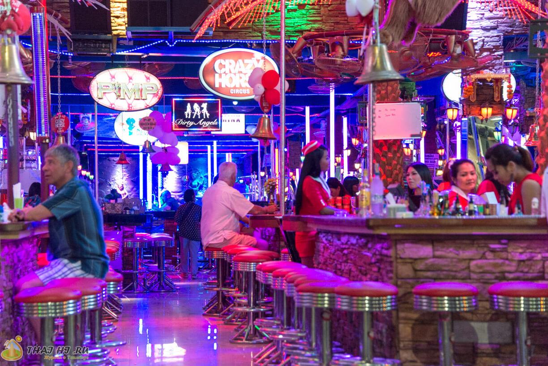 Краби или Пхукет - бары и рестораны