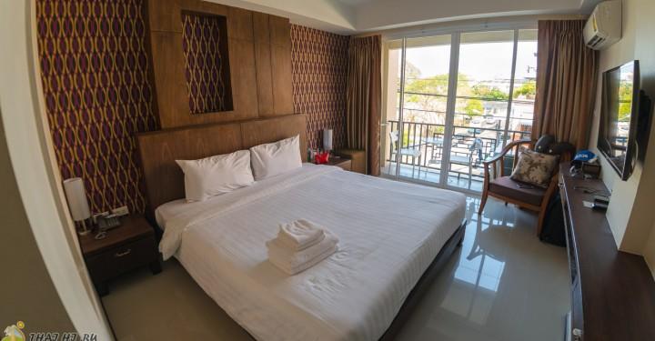 Отели Пхукета: Lub Sbuy House Hotel