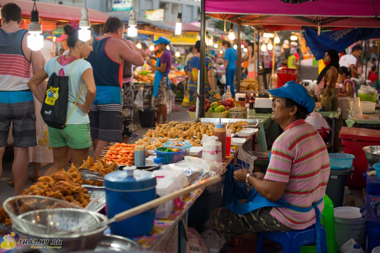 Рынок Malin Plaza (Малин Плаза) на Патонге, Пхукет 2014-2015