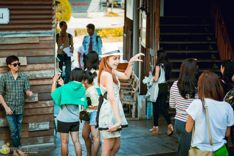 Достопримечательность PlearnWan Market в Хуахин
