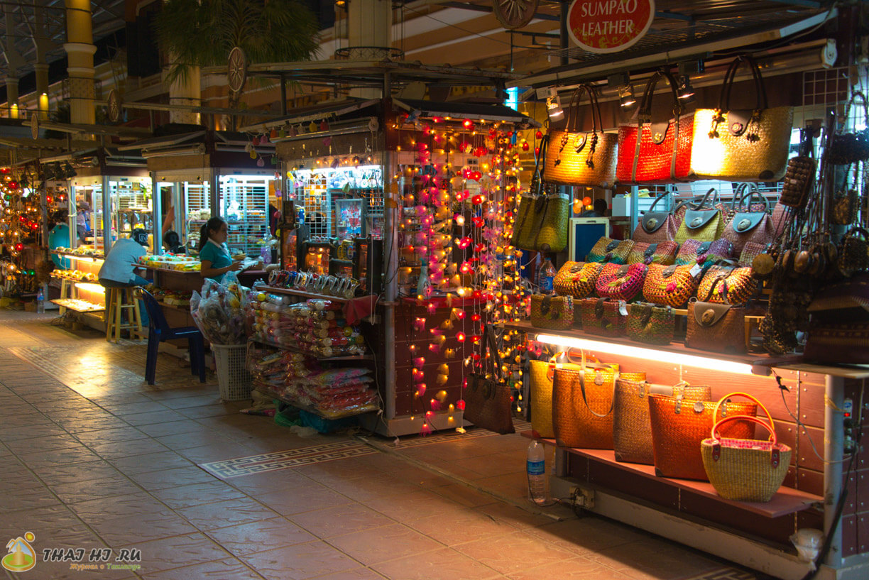 Шоппинг на рынках Пхукета