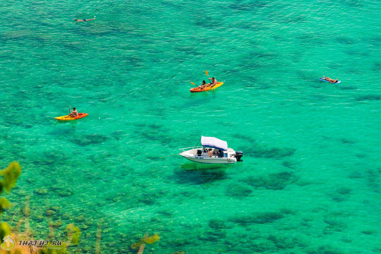 Море на Пхукете - обзорка