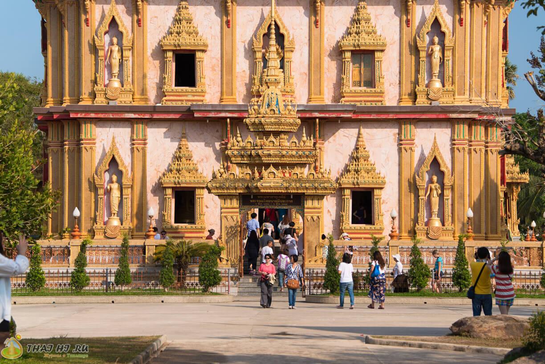 Chalong Temple Phuket 2014