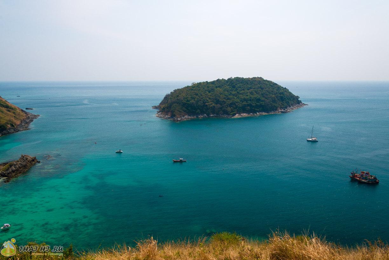 Острова возле Пхукета