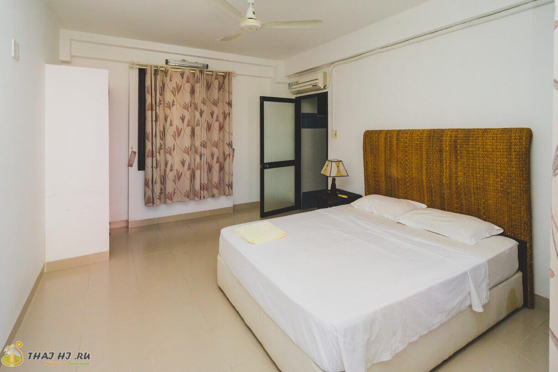 Спальня - квартира в Нячанге