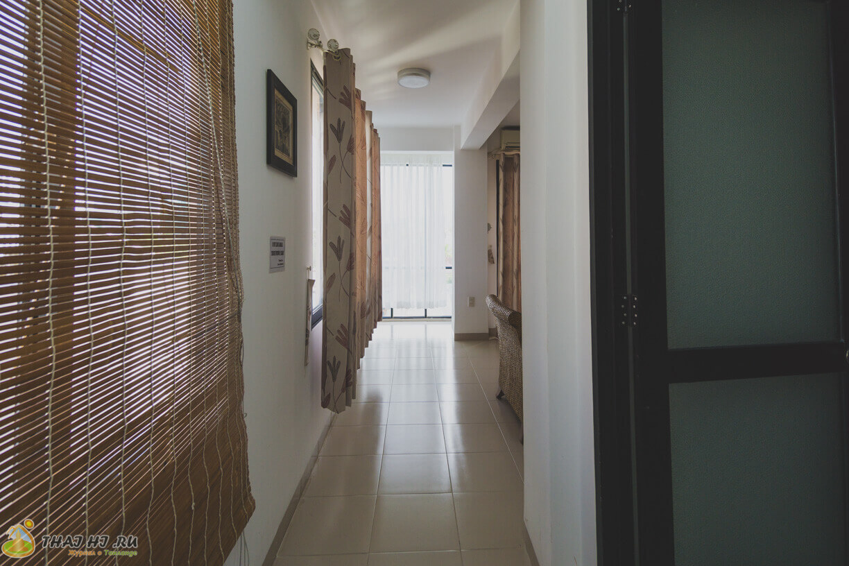 Аппартаменты в Нячанге - коридор