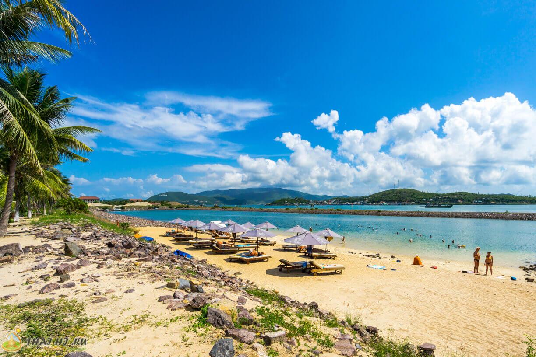 Ан Вьен - элитный пляж